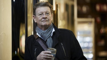 Red Symons has suggested his departure from the ABC was to do with cost-cutting.