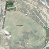 The council says the 1.8 metre wide path will provide step-free access to Marks Park.
