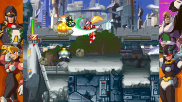 Mega Man X5 is probably the most fondly remembered of the games outside the Super Nintendo.