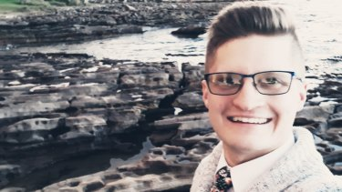 Gavin Paul Zimmerman was reportedly taking selfies on a cliff edge when he fell to his death.
