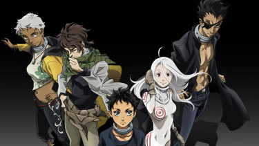 Deadman Wonderland is available to watch on AnimeLab.