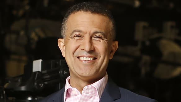 SBS boss Michael Ebeid steps down, will leave network on a high note