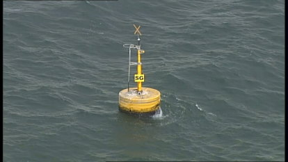 Tanker faces inspection after ship-jumping sailor rescued from buoy