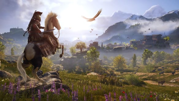 Assassin's Creed Odyssey review: an adventure of Homeric proportions