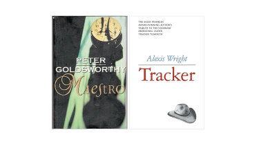 Peter Goldsworthy's Maestro, and Alexis Wright's Tracker.