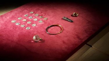 Viking treasure found by metal detectorists who are facing prison for not reporting their finding.