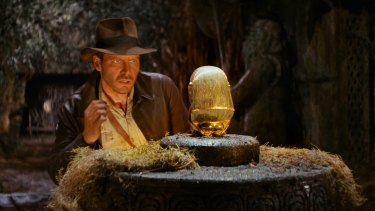 The scammers claimed to be producing a new Indiana Jones film.