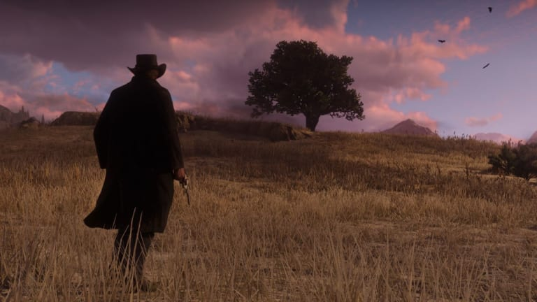 Every bit of the open world looks amazing, and changes day to day.