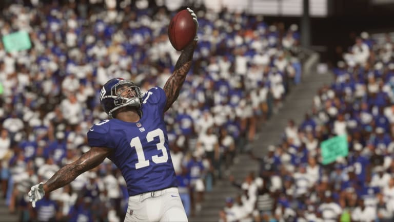 After last year's big changes, Madden 19 feels very safe.