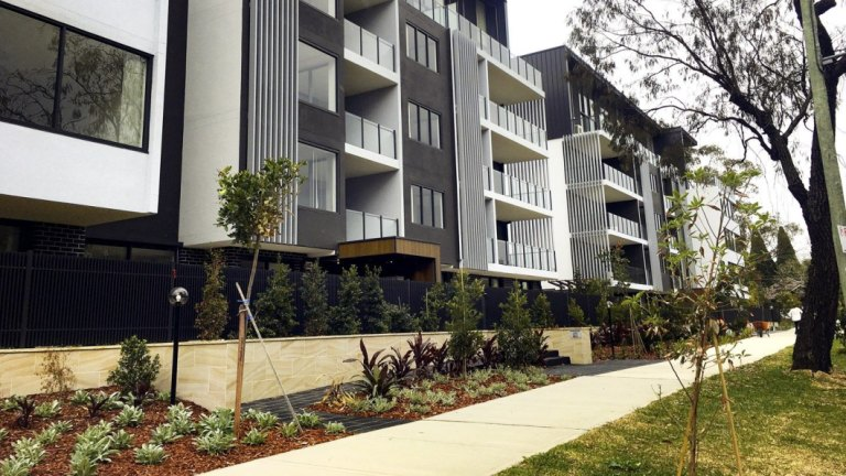 Surprising Sydney Property Housing Slump Bites As Citys North West Home Interior And Landscaping Ologienasavecom
