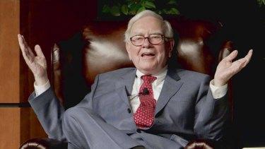 Warren Buffett was a noted sceptic of bitcoin.