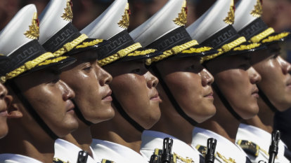 Chinese military approves vaccine for use by its armed forces