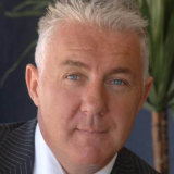 Victorian Michael Lenihan is among the large contingent of Australians remaining on Bali who have no desire to leave.