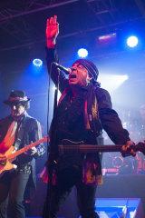 Steve Van Zandt during his Soulfire tour.