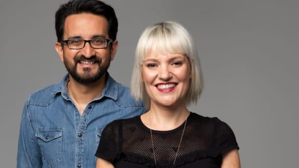Jacinta and Sami rise again in Melbourne's latest radio survey