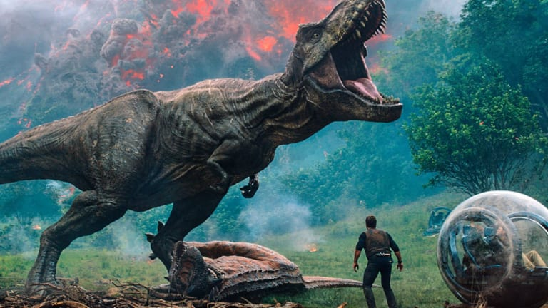 Wide variety of ticket prices for the biggest movie currently in cinemas: Jurassic World: Fallen Kingdom