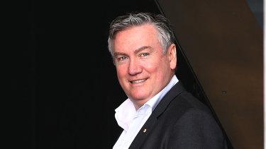Broadcaster and Collingwood Football Club president Eddie McGuire.