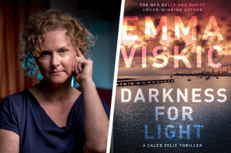 Emma Viskic's Darkness for Light was a popular read this year.