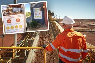 BHP has committed $300 million to improving safety at its sites since 2019.