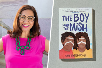 Anita Heiss praises coming-of-age novel The Boy from the Mish for  speaking to a young, queer, black audience.