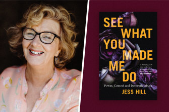 Debra Oswald praises Jess Hill, author of See What You Made Me Do, as a true storyteller.