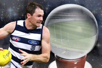 Be careful what you wish for: Patrick Dangerfield has warned against taking football department cuts too far.