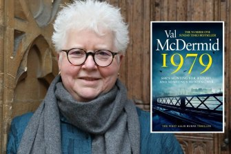 Val McDermid returns to her roots as a journalist in her latest novel, 1979.