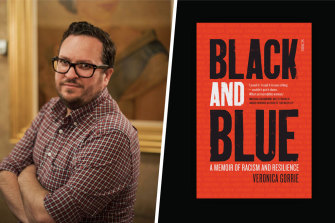Rick Morton says Veronica Gorrie's Black and Blue 'crackles with urgency'.