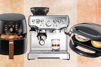 From air fryers to coffee machines and pie makers: these are the popular home appliances of 2020.