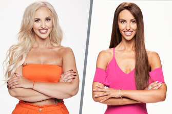 Elizabeth Sobinoff, one of the participants in last year's Married at First Sight, is back for a second try and a new look in season seven, launching on February 3.