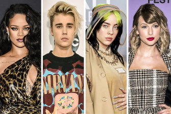 Rihanna, Justin Bieber, Billie Eilish and Taylor Swift are just some of the musicians who've had their lives – or a portion of it – documented on screen.
