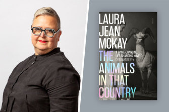 Krissy Kneen says The Animals in That Country will change the way you think about language.