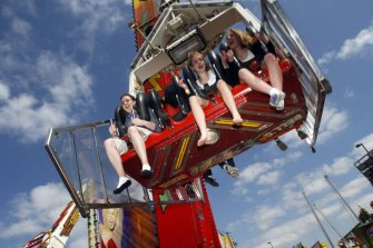 The Royal Melbourne Show has been cancelled - again.