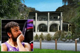 Andrew Bogut's dream house.