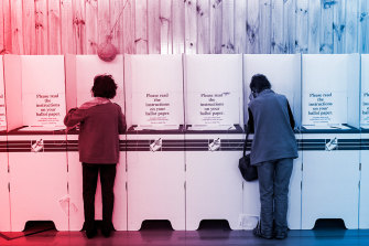 Polls and political research capture a moment in time. They do not predict election outcomes.