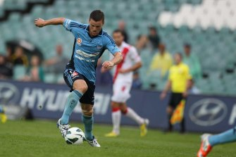 Former Socceroo, Jason Culina, finished his career at Sydney FC after a career with PSV, Twente and Ajax.