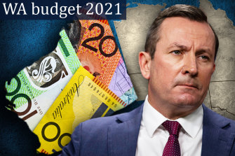 The state budget is expected to deliver a surplus above expectations.