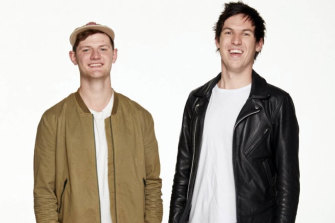 Triple J's Ben and Liam have hung up their national headphones to take-up a radio gig in Adelaide.