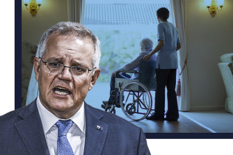 Aged care received a boost in the budget.