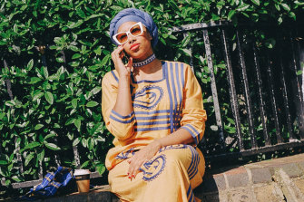 For Yassmin Abdel-Magied, style is about 'creating some sort of statement and feeling powerful.'