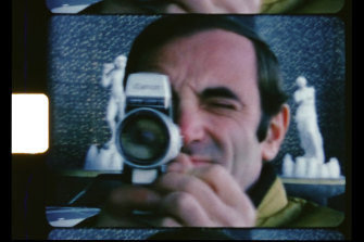 Aznavour by Charles screens as part of the French Fim Festival in March.