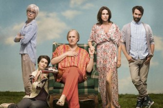 US comedy-drama <i>Transparent</i>, about a transgender father, appeared during what producer Zackary Drucker calls a ''trans-cultural tipping point''.