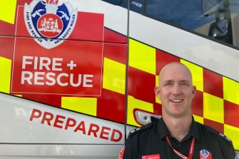 Fire and Rescue Superintendent Brendan Hurley will be deployed to Canada in an incident management role.