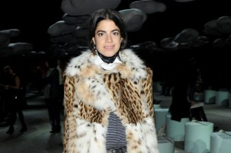 """Leandra Medine aka Man Repeller has announced she will """"step back"""" from the fashion website she founded."""