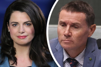 Louise Milligan agreed to pay Andrew Laming $79,000 in damages plus legal costs, but the ABC indicated it would pick up the bill.