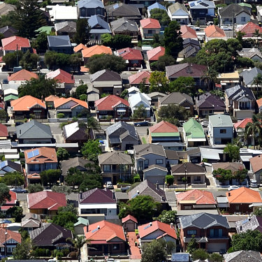 Australia's property market is on the decline after several years of strong gains.