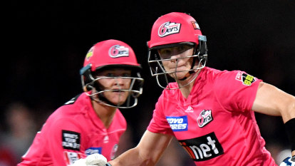 Why Steve Smith was never going to miss the chance to make BBL return