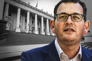 Premier Daniel Andrews is no ordinary leader, who finds himself in no ordinary circumstances.