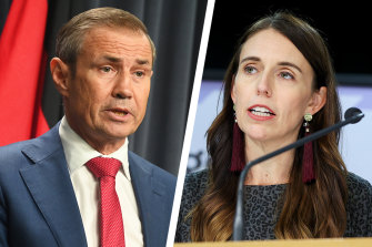 WA Health Minister Roger Cook says the state will take advice from the Chief Health Officer before deciding how to deal with travel to and from New Zealand after Prime Minister Jacinda Ardern announced a trans-Tasman bubble.