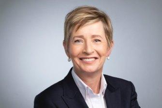 Mantan eksekutif risiko perusahaan Sydney Amanda Ware.
